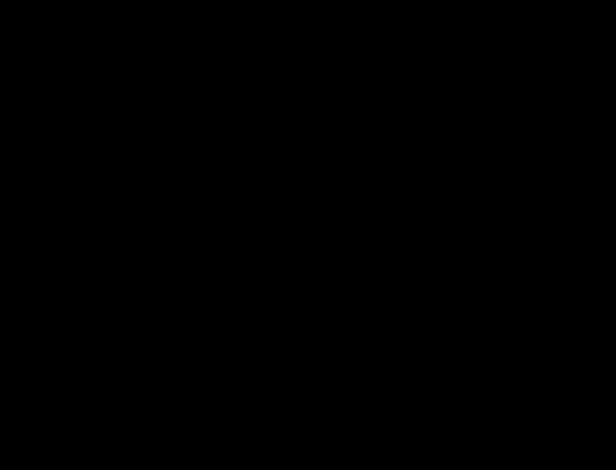Motýl grafika čiernobiela